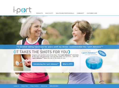 i-port-website